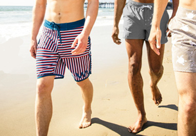 男士沙滩裤十大品牌排行榜