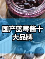 2019国产蓝莓酱十大品牌排行榜