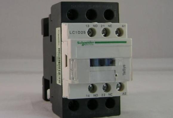 接触器与继电器的区别