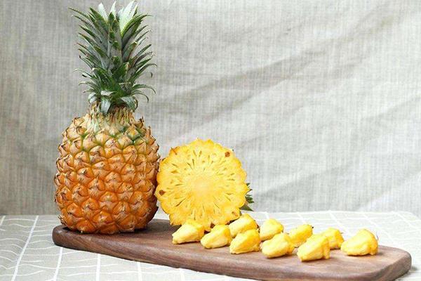 凤梨和菠萝的区别是什么