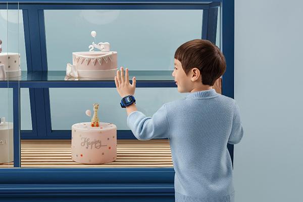 华为儿童手表3x支持蓝牙耳机吗