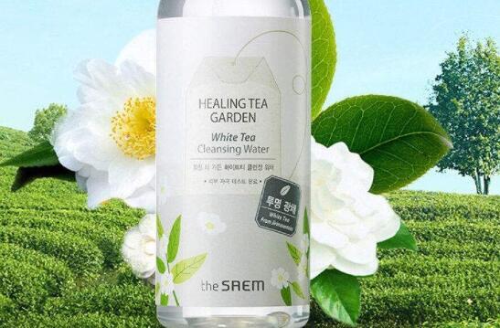 得鲜卸妆水绿茶和茶树的区别是什么