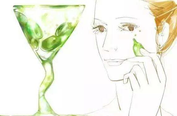 绿茶水敷脸有什么效果