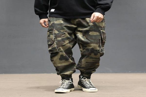 男士腿粗能穿工装裤吗