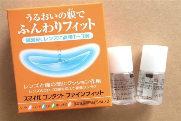 隐形眼镜润滑液可以当做护理液用吗