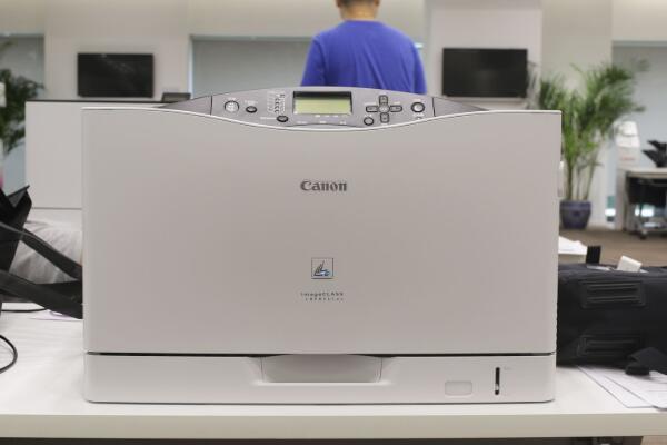 佳能打印机怎么安装