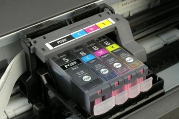 佳能打印机怎么换墨盒