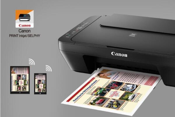 佳能打印机怎么连接手机打印