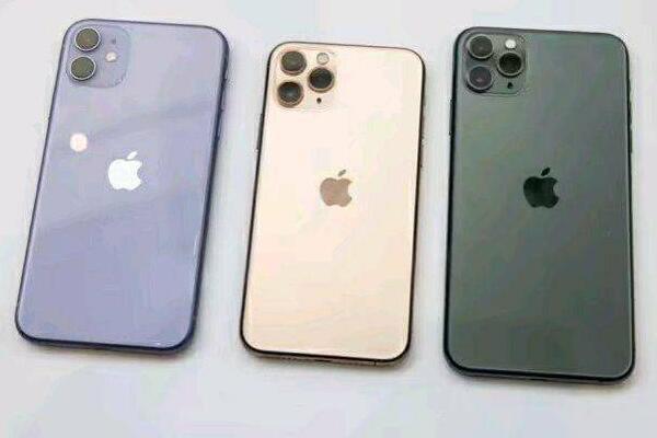iphone11系列屏幕尺寸是多少