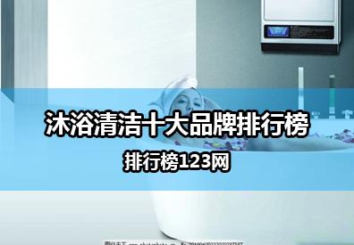 沐浴清洁十大品牌排行榜