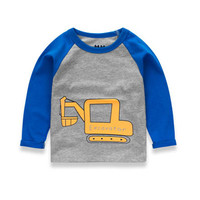 儿童长袖T恤十大品牌排行榜