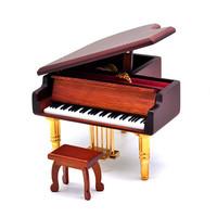 钢琴音乐盒十大品牌排行榜