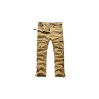 口袋工装裤十大品牌排行榜