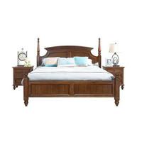 美式木床十大品牌排行榜