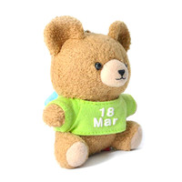 生日熊十大品牌排行榜