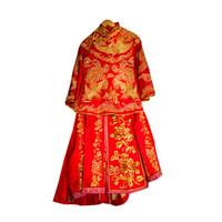 中式新娘嫁衣十大品牌排行榜